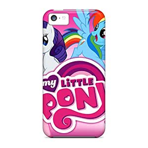 New Arrival Covers Cases With Nice Design For Iphone 5c- My Little Pony Friendship Is Magic