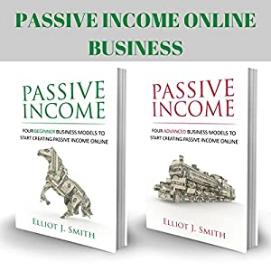 Passive Income Online Business Audiobook