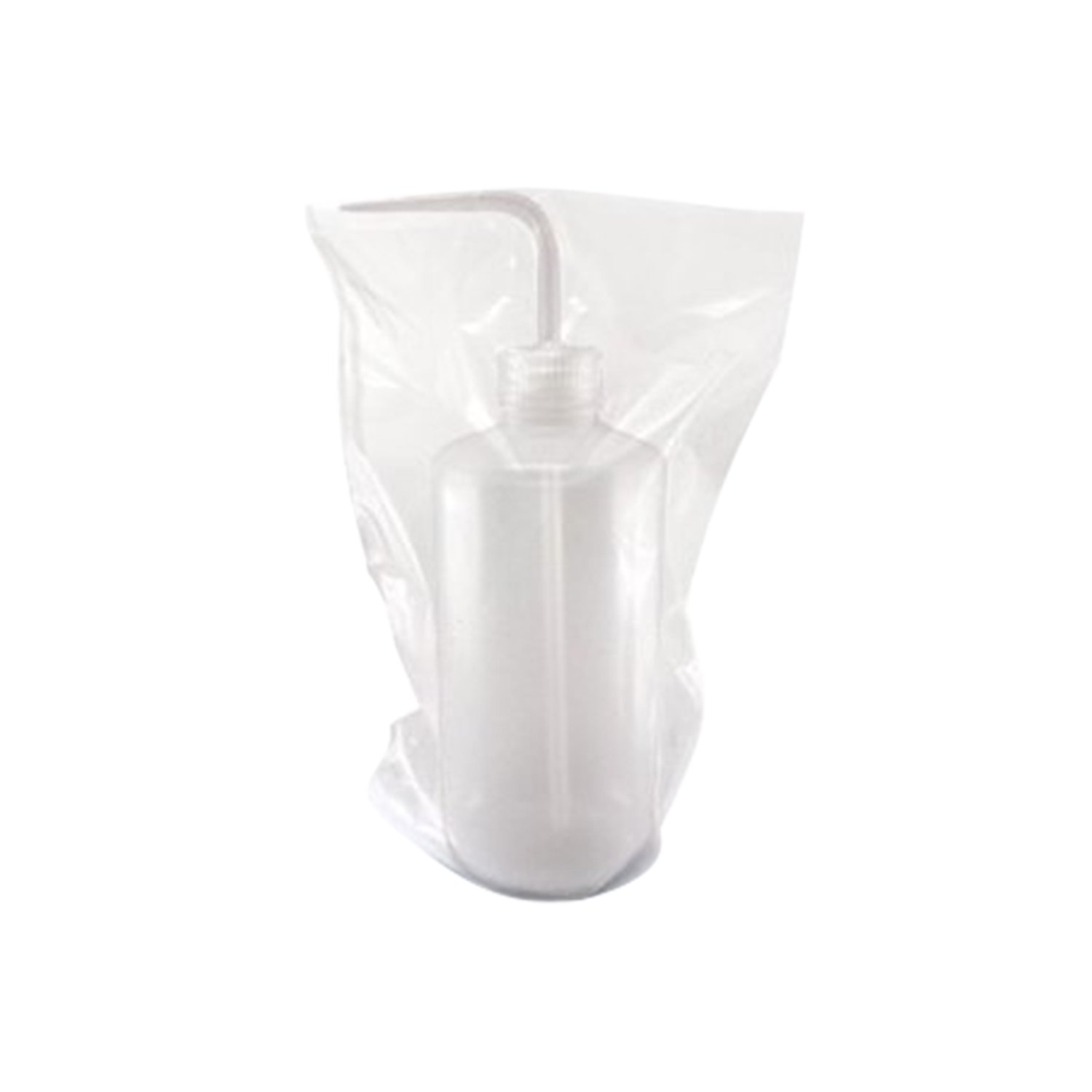 Dynarex Plastic Bottle Protector Covers - For Dental and Tattoo Use - Large - 6'' x 10'' - 500 Count