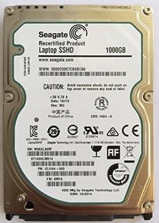 (Old Model) Seagate 1TB Gaming SSHD SATA 8GB NAND SATA 6Gb/s 2.5-Inch Internal Bare Drive (ST1000LM014) (B00B99JUBQ) | Amazon price tracker / tracking, Amazon price history charts, Amazon price watches, Amazon price drop alerts