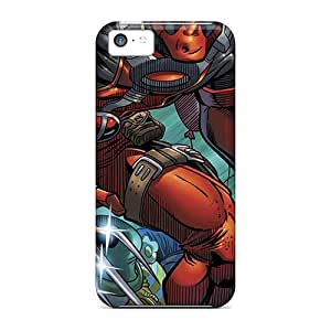 FavorCase KZoMg4873Pyokw Case Cover Skin For Iphone 5c (deadpool I4)