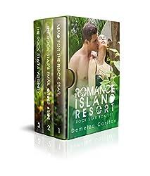 Romance Island Resort Rock Star Box Set (Romance Island Resort series)