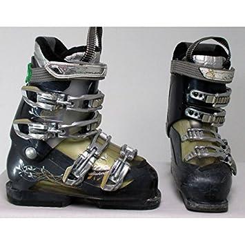 Schuh Ski Gelegenheit Salomon Divine 770 graugold, damen