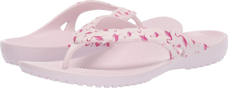 Crocs Women's Kadee II Graphic Flip-Flop | Women's Flip Flops | Water Shoes