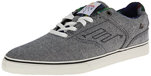 EMERICA Skate Shoes REYNOLDS LOW VULC ALTAMONT DENIM