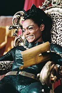 Eartha Kitt As Catwoman From Batman Color 24X36 Poster at Gotham City Store