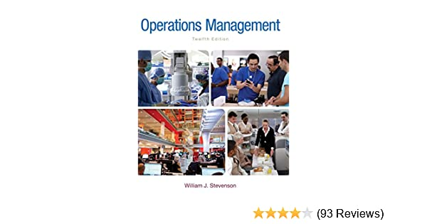 Amazon operations management mcgraw hill series in operations amazon operations management mcgraw hill series in operations and decision sciences ebook stevenson kindle store fandeluxe Image collections