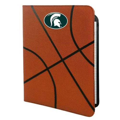 NCAA Michigan State Spartans Classic Basketball Portfolio, (Michigan Portfolio)