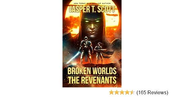Broken Worlds (Book 2): The Revenants
