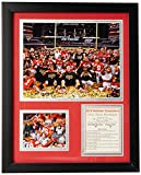 Legends Never Die NCAA Ohio State Buckeyes Framed Photo Collage (2014 CFP Football National Champions)