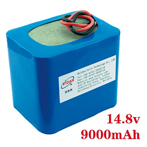 16.8v 9000mah rechargeable li-ion polymer battery pack supplier in china for power source
