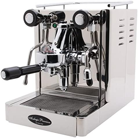 Quick Mill 0980 Andreja Premium - Cafetera: Amazon.es: Hogar
