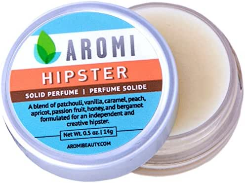 Hipster Solid Perfume