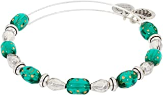 product image for Alex and Ani Radiance Forest Two Tone One Size Bracelet A17EBRDFRS