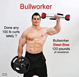Steel-Bow Bullworker - the Ultimate Portable Home Gym