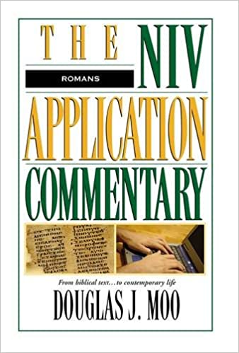 Romans the niv application commentary from biblical text to romans the niv application commentary from biblical text to contemporary life douglas j moo 9780310494003 amazon books sciox Gallery
