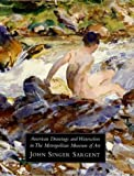 img - for American Drawings in the Metropolitan Museum of Art Volume 3: John Singer Sargent by Herdrich Stephanie L. Weinberg H. Barbara (2000-09-10) Hardcover book / textbook / text book