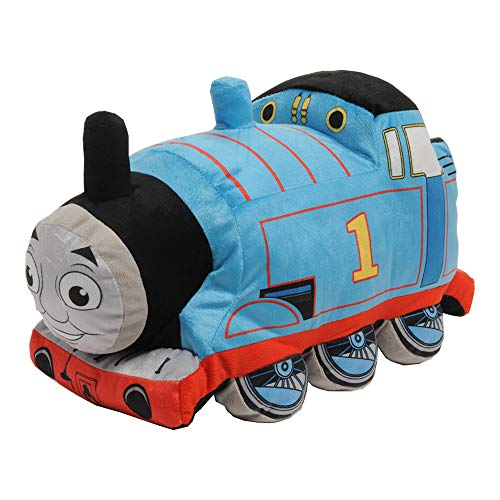 Franco Kids Bedding Super Soft Plush Snuggle Cuddle Pillow, Thomas and Friends Engine Train