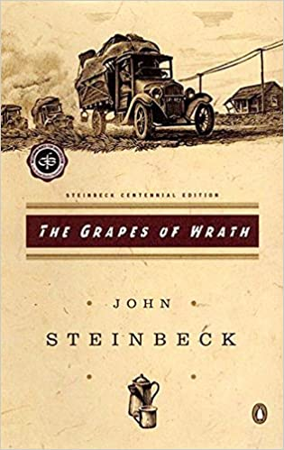 The Grapes of Wrath (Centennial Edition): Steinbeck, John: 2015142000663:  Amazon.com: Books