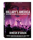 Book cover from Hillarys America [DVD + Digital]by Dinesh DSouza