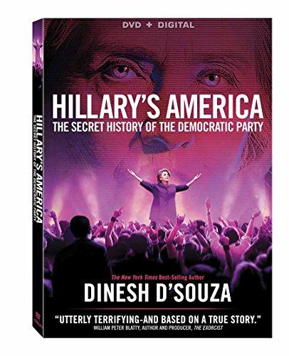 Hillarys America  Dvd   Digital