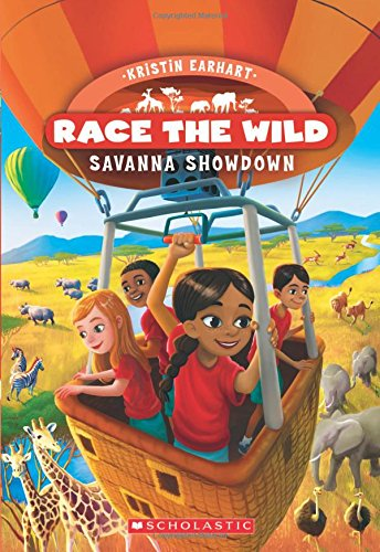 Download Savanna Showdown (Race the Wild #4) PDF