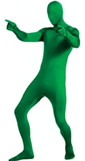Morphsuits Adulto M-Traje Verde Traje Segunda Body Piel De ...