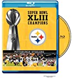 NFL Super Bowl XLIII: Pittsburgh Steelers Champions [Blu-ray]