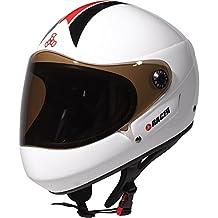 Triple Eight 1416 T8 Racer 2.0 Helmet, Black Gloss, Small/Medium