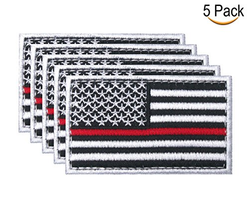 Tactical USA Flag Patches Military American Patch Embroidery