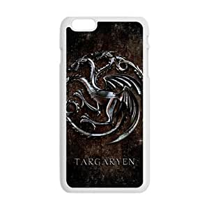 JIUJIU TV Game of Thrones Cell Phone Case for Iphone 6 Plus