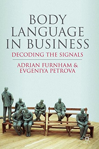 Body Language in Business: Decoding the Signals by Palgrave Macmillan