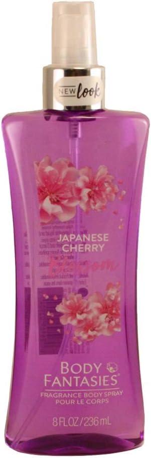 Body Fantasies Spray De Perfume Para El Cuerpo 3 Unidades 236 ml ...
