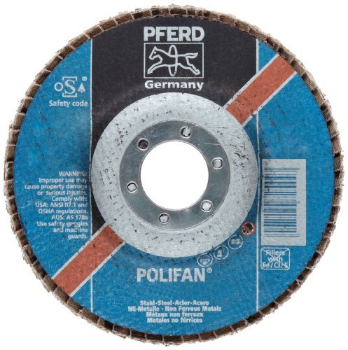 Pferd Polifan 67760415 Abrasive Flap Disc PFC 115 CO 40 SGP-Cool by Pferd -  0777779