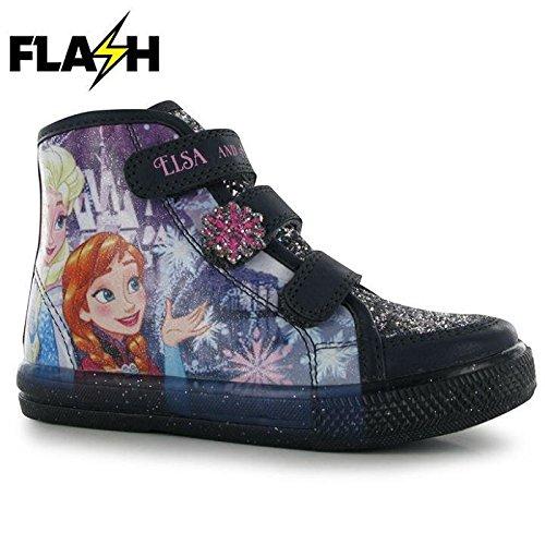 chaussures montantes reine des neiges