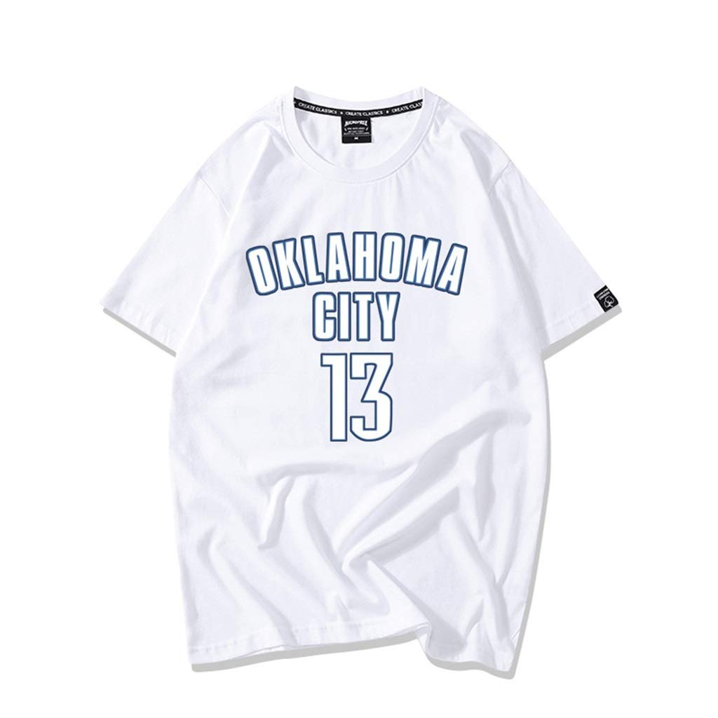 SUPER FAN Oklahoma City Thunder Paul George Baloncesto Ropa De ...