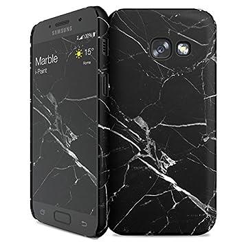 i-Paint - Carcasa para iPhone, mármol, Samsung Galaxy A3