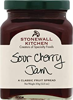 product image for Stonewall Kitchen Sour Cherry Jam, 12.5 Ounces