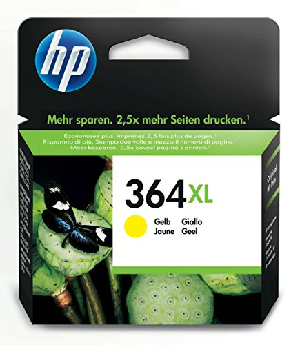 HP 364XL - Tinata color amarilla 2