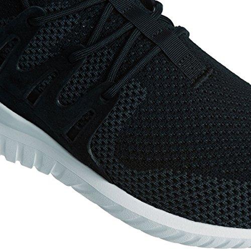 adidas Tubular Nova PK, Scarpe da Ginnastica Uomo BLACK DK GREY VINTAGE