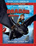 How to Train Your Dragon [Blu-ray + DVD + Ultraviolet] (Bilingual)
