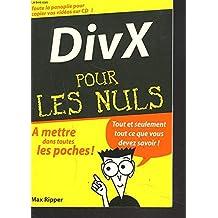 DIVX POCHE POUR LES NULS (LE)