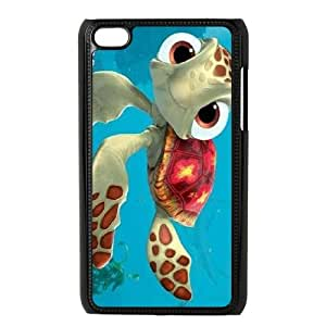 Chinese Just keep swimming Custom Case for iPod Touch 4,personalized Chinese Just keep swimming Phone Case