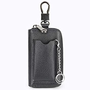 GaLon Caja dominante, bolso dominante del cuero, bolso grande de la cremallera de la capacidad Hombres ...