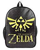 Best Legend Laptop Backpacks - Gumstyle The Legend of Zelda Pattern Cosplay Backpack Review