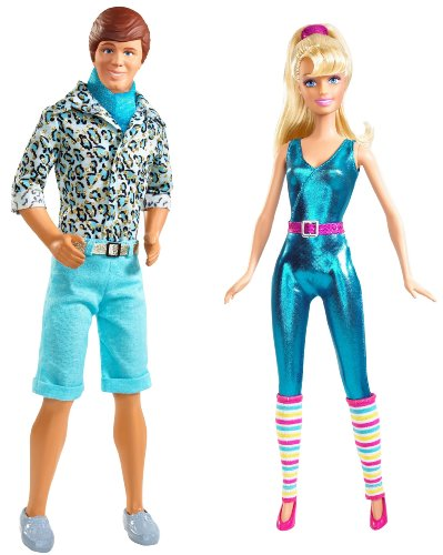 (Barbie Toy Story 3 Made For Each Other Gift)