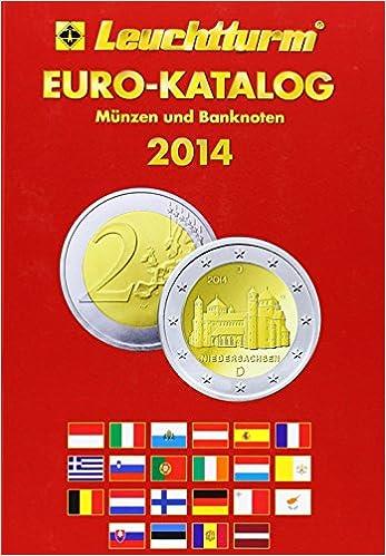 Euro Münzenkatalog 2014 Münzen Und Banknotenkatalog Amazonde
