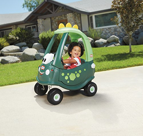 Little Tikes Cozy Coupe Dino – Amazon Exclusive by Little Tikes (Image #2)