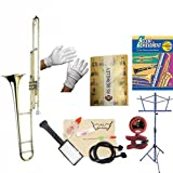 RS Berkeley TBV708 Signature Series Valve Trombone with case & Bonus RSB MEGA PACK w/Accent in achievement Book
