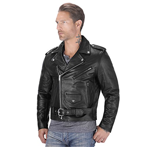 Viking Cycle Angle FIre Motorcycle Jacket (Large) by Viking Cycle